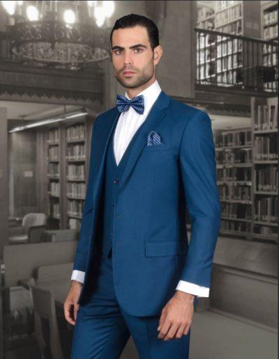 Indigo Suit 2