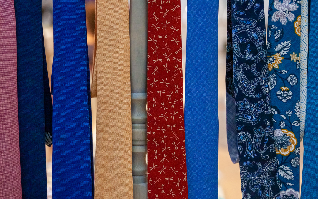 Matching Dress Shirts & Ties